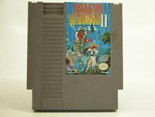 Dragon Warrior 2 8-bit NES GAME ONLY-Cleaned & Works!!!