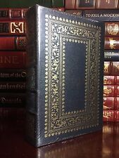 Easton Press Count of Monte Cristo by Alexandre Dumas New Sealed Leather Bound
