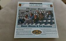 Geoff Moore & The Distance Home Run CD Jeff More Evidence Of God Come Near To Me