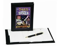 Back To The Future prop Tales From Space Leatherette forever notebook