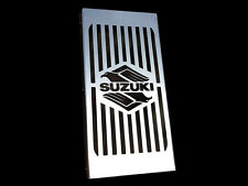VL800 SUZUKI RADIATOR COVER VOLUSIA INTRUDER VL 800, C 50 STAINLESS GUARD GRILL