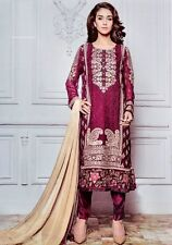 Fashionable Pakistani Style Georgette Salwar Kameez Dress Material-B5