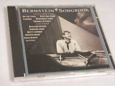 Bernstein The Songbook CD CBS Theater/Broadway Classic Songs   1988