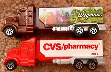 PEZ Retired Wegmans Vegetables and CVS II Advertising Regulars - Both Mint