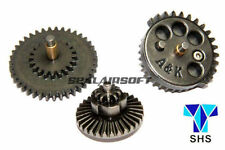 SHS Steel Original Gear Set for Airsoft All A&K M249 / M60 AEG Gearbox