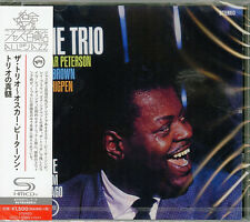 THE OSCAR PETERSON TRIO-THE TRIO - LIVE FROM CHICAGO-JAPAN SHM-CD C94