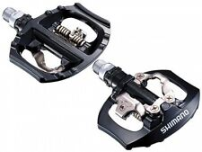 Shimano PD-A530L SPD Aluminum Road Bike Cycling Bicycle Pedals - Black