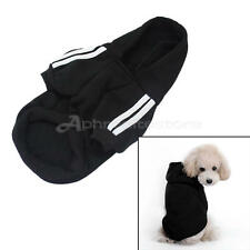 Pet Dog Puppy Accessory Hooded Sweatshirt Pullover Clothes Apparel Cotton Gift
