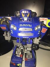 Subaru Impreza Smokescreen 08 BT01 Hasbro Alternators 2003 Transformers