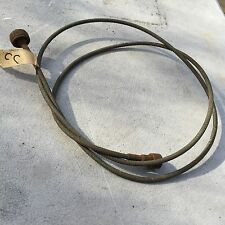 Studebaker speedometer cable housing, USED.   Item:  1814