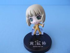 Tiger and Bunny 2'' Huang Pao-Lin Deformaster 2 Petit Trading Figure Anime