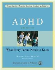 ADHD: What Every Parent Needs to Know, , Acceptable Book
