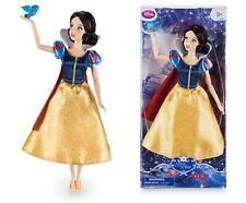 Original USA Disney - Schneewittchen Puppe mit Drossel Figur OVP