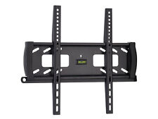 """Heavy Duty Low Profile TV Wall Mount for LCD LED Anti Theft Lockable 32""""-55"""""""