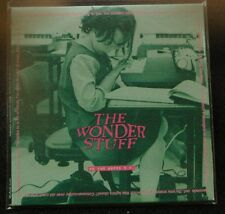 Wonder Stuff On The Ropes E.P. Promo Rare OOP