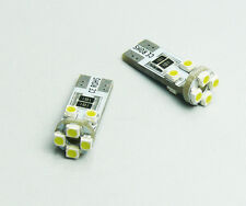 W5W T10 501 8 SMD LED SIDELIGHT INTERIOR CANBUS OBC ERROR FREE bulbs D