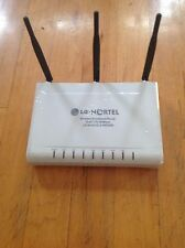 LG- Norte Wireless Broadband Router Draft 11N 300Mbps LG-Norte ELO WR300N
