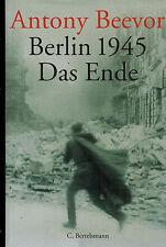 Antony Beevor, berlín 1945: el final, ejército rojo conquista de Berlín ww2, EA 2002
