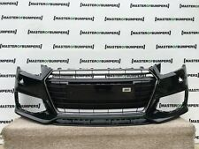 AUDI TT TTS 2015-2016 FRONT BUMPER IN GREY GENUINE [A308]