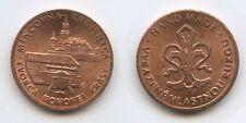 M259 - Medaille Kremnitz Mincovňa Kremnica Tvorca Kovovej Krásy
