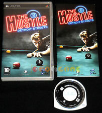 THE HUSTLE DETROIT STREETS Psp Versione Europea •••• COMPLETO