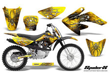 HONDA CRF 70 80 100 GRAPHICS KIT DECALS CREATORX SPIDERX SXY