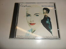 Cd    Eurythmics  ‎– We Too Are One