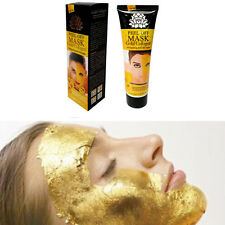 135ml 24K Gold Anti Aging Whitening Lifting Firming Facial Pro Peel Off Masks