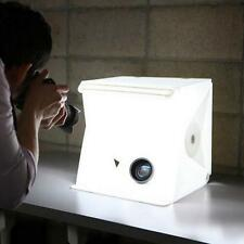 "Light Room Photo Studio 16"" Photography Lighting Tent Kit Backdrop Cube Mini Box"