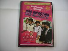 ONE DIRECTION - COMPLETE FANS BOOK & MORE - DVD SIGILLATO 2012