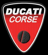 Ducati Corse Diavel 848 Multistrada 1000 Sport 749 GT 999 Parche bordado patch
