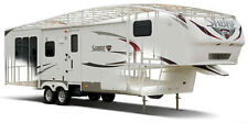 5th Wheel Trailers always required