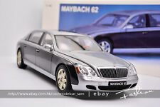 AutoArt 1:18 MAYBACH 62 silver grey
