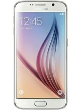Unlocked Samsung Galaxy S6  SM-G920R4 32GB White T-Mobile US Cellular New Other