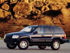 Jeep Grand Cherokee WJ 1999 2000 2001 2002 2003 2004 Service Repair Manual (PDF)