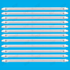 12x 400W Halogen Heater Replacement Tube 242mm Fire Bar Heater Lamp Element Bulb