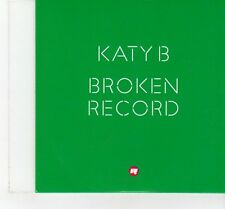 (FT356) Katy B, Broken Record - 2011 DJ CD