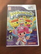 "Wii ""Pop'n Music"" game"