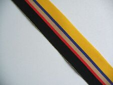 Kimberley Star or Medal 1900 Ribbon Full Size 17cm long