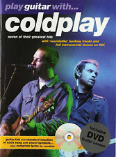 "Play Guitar with ""Coldplay"",,New Book mon0000032475"