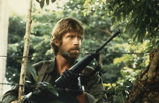 CHUCK NORRIS MISSING IN ACTION 1984  VINTAGE PHOTO ORIGINAL N°1