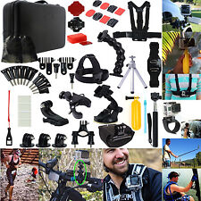 Accessories Holder Set Storage Carry Bag Chest Strap for Gopro Hero 5 4 3+