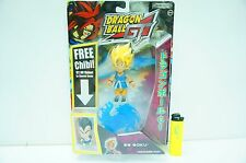 NEW DRAGON BALL GT SS GOKU UNLEASHED FURY ACTION FIGURE - Free Shipment