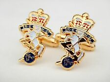REME Military Cufflinks Royal Electrical Mechanical Engineers