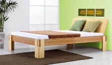 SUMBA Bambusbett mit Rückenlehne 120x200cm, 20cm/30cm oder 40cm Bett Höhe, NEU!