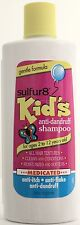 SULFUR8 KID'S MEDICATED ANTI-DANDRUFF SHAMPOO GENTLE FORMULA 7.5 FL. OZ.