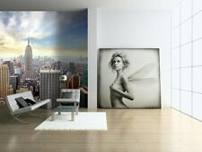 Wall Mural SKYLINE NEW YORK CITY photo Wallpaper for wall CITYSCAPE wall art