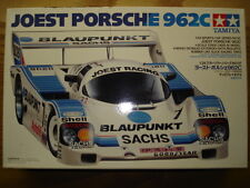 "Tamiya 1:24 Scale Vintage ""Ondawarra"" Joest Porsche 962C Model Kit New In Box"