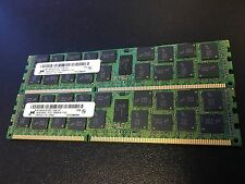 32GB Micron KIT PC3-10600 DDR3 1333MHz ECC REG Server Memory MT36KSF2G72PZ-1G4E1