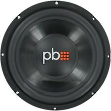 "PowerBass 12"" WOOFER Car Audio Stereo Premium HQ Subwoofer Bass Speaker PS-12"